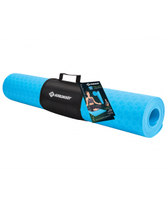 Schildkröt Fitness Yogamatte 4mm, Light Blue