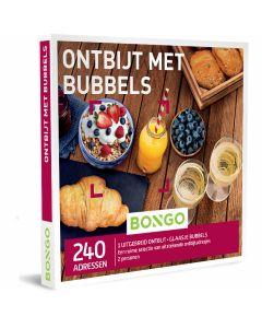Belevenisbon Ontbijt met bubbels