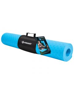 Schildkröt Fitness Yogamatte 4mm, Light Blue