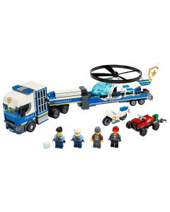 LEGO City Polizeihubschrauber-Transport 60244