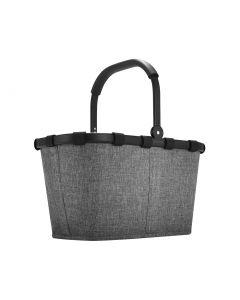 reisenthel carrybag frame twist silver